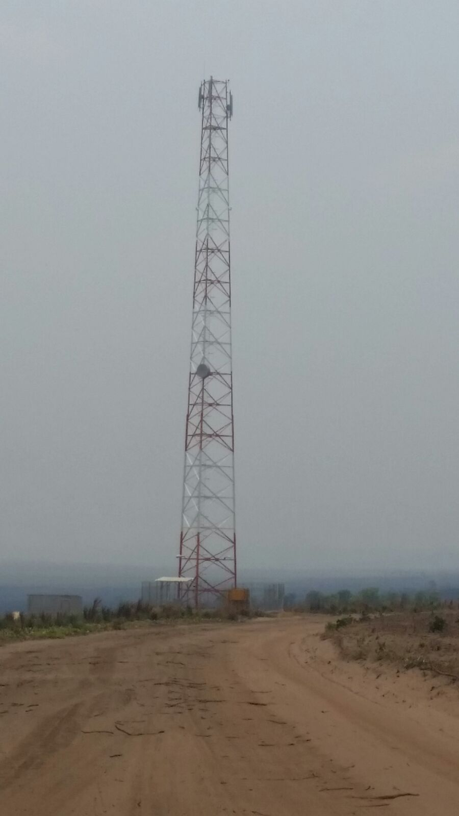 Cover Cellular Tower