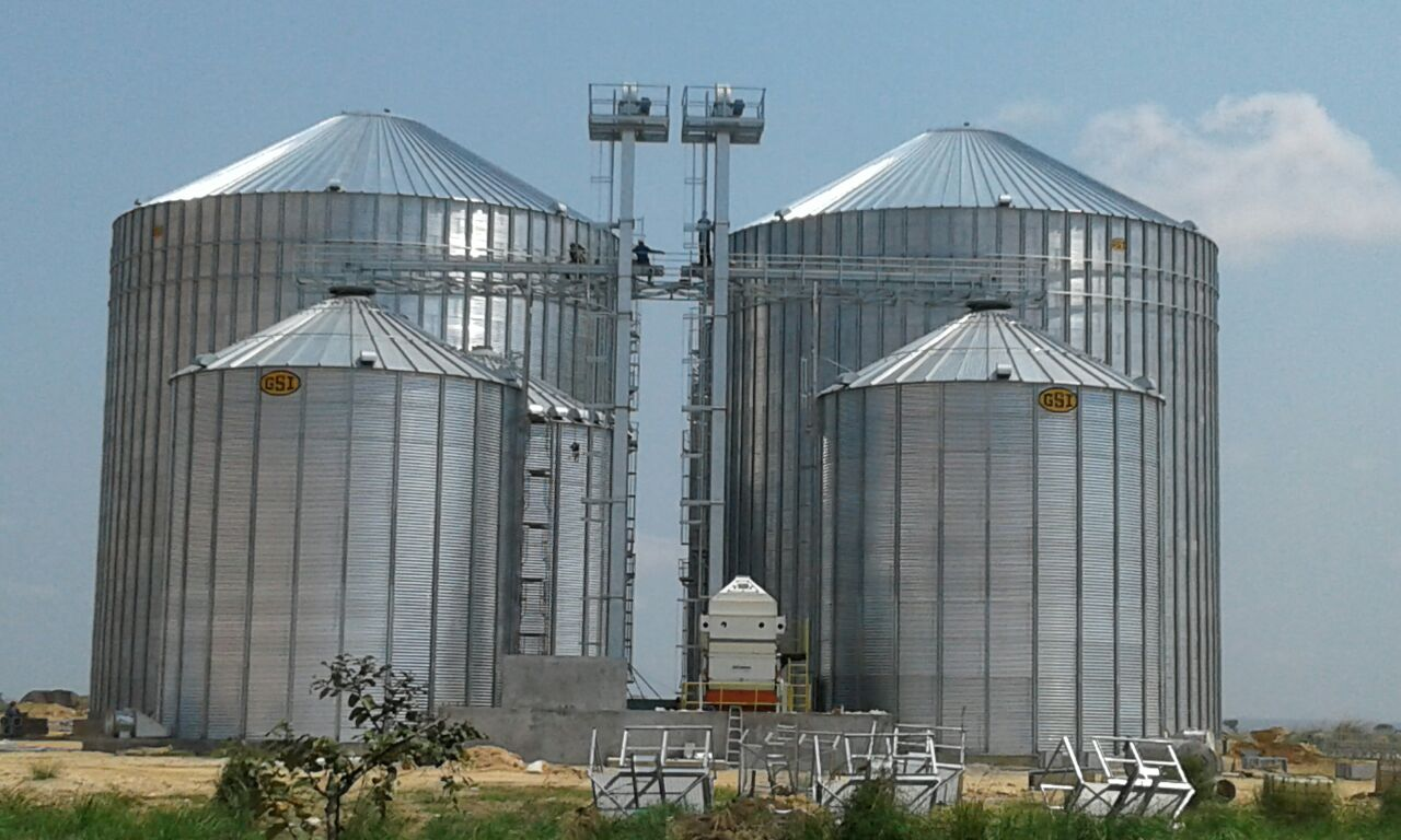 Parc Agro Silo constuction 24 Cover
